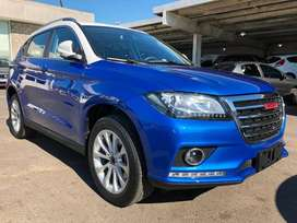 Haval H2 Luxury 1.5 at6 (no eco sport nissan duster t cross trucker )