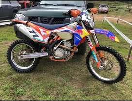 KTM 350 exc 2012