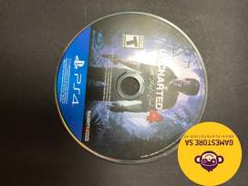 UNCHARTED 4-PS4