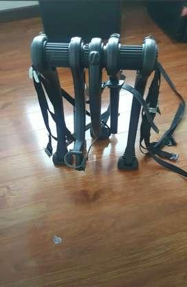 Soporte SARIS para 2 bicicletas