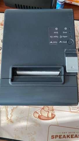 Impresora termica Epson modelo M267A