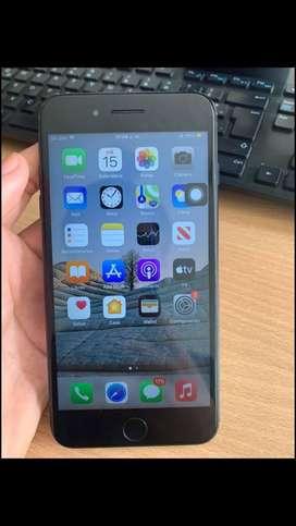 IPHONE 7 PLUS DE 32gbs DETALLE no funciona  el boton home