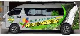 ofrecemos servicios de transporte, turismo, carga y mudanza