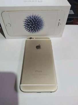 iPhone 6 dorado 32gb