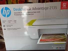 Impresora HP totalmente nueva