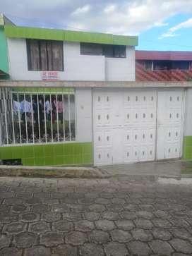 Se vende casa en Tulcán