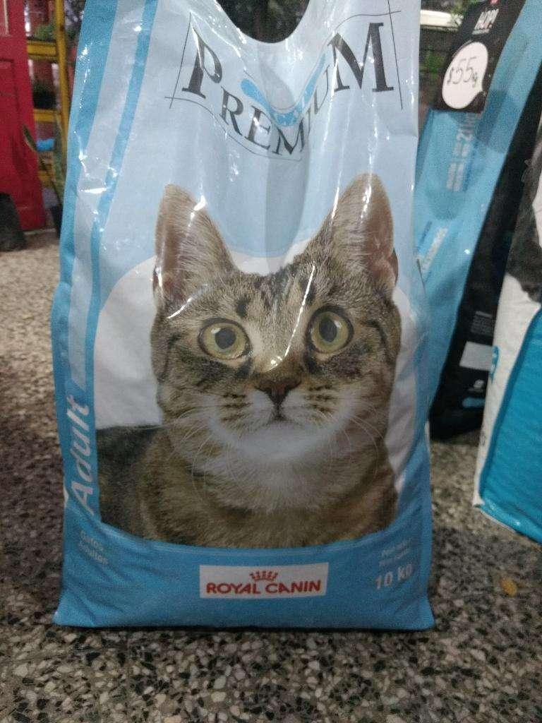 Alimento Balanceado para Gatos Adultos 0