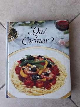 Libro de Cocina Y Menues Especiales