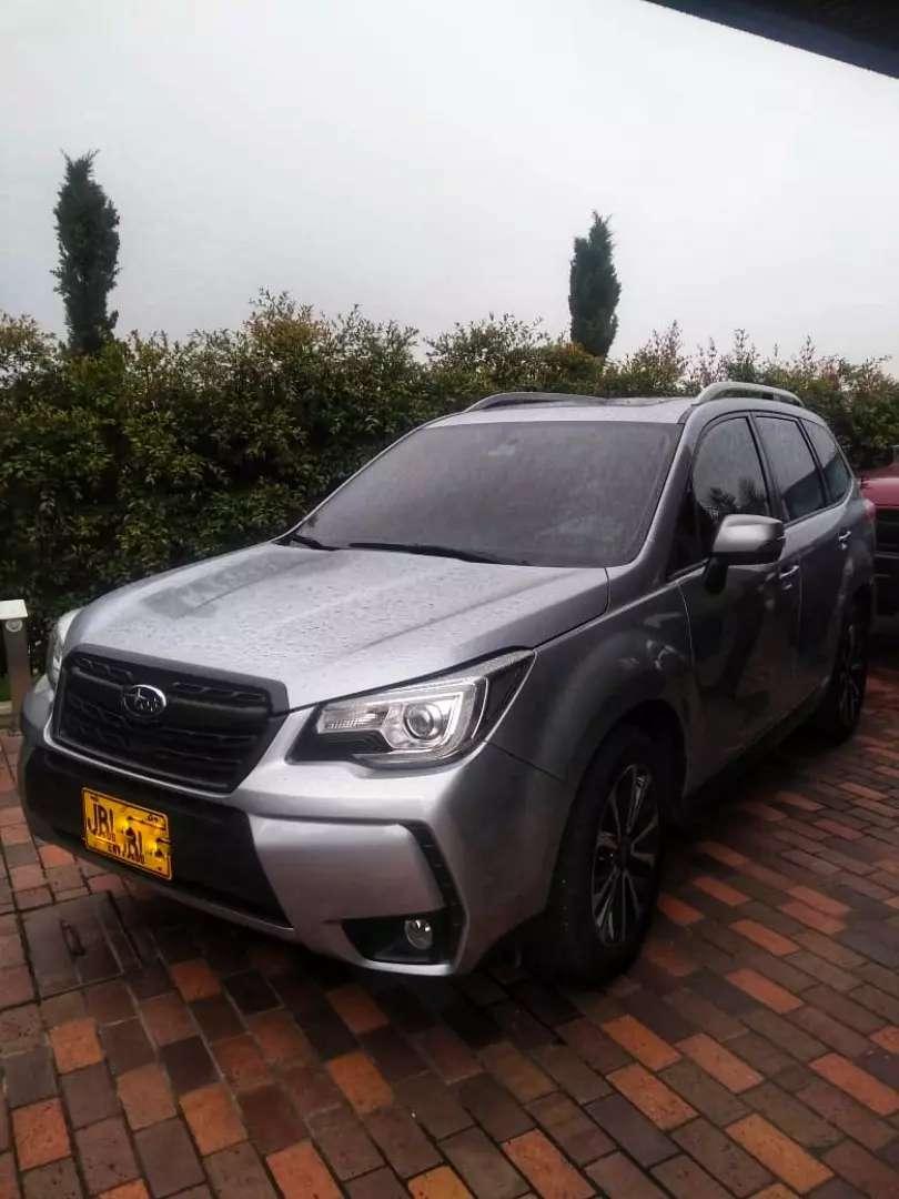Subaru Forester XT 0
