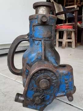 Gato mecanico antiguo