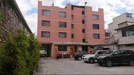 Vendo hotel rentero en la av. 10 de Agosto - Quito - Ecuador/SD5