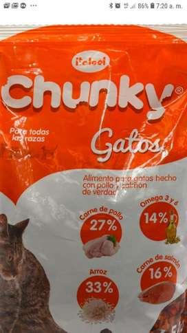 Chunky Cats X 18 Kls