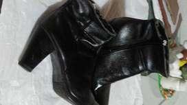 Botas con taconcito