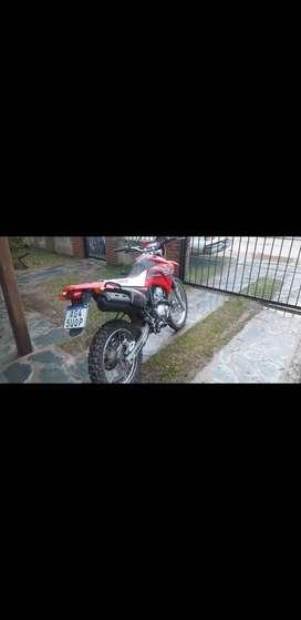 Yamaha xtz impecable