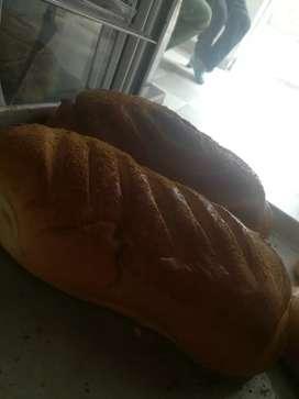 Busco empleo panadero práctico