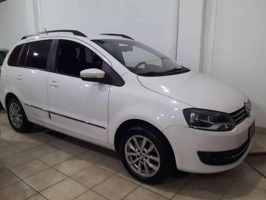 Volkswagen Suran Highlane 1.6 2014 0