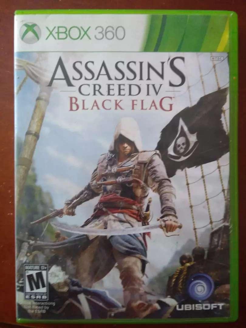 Assassin's Creed IV xbox 360 0