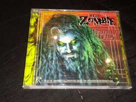 CD Rob Zombie Hellbilly Deluxe