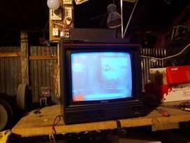 "TV color 14"" para arreglar"
