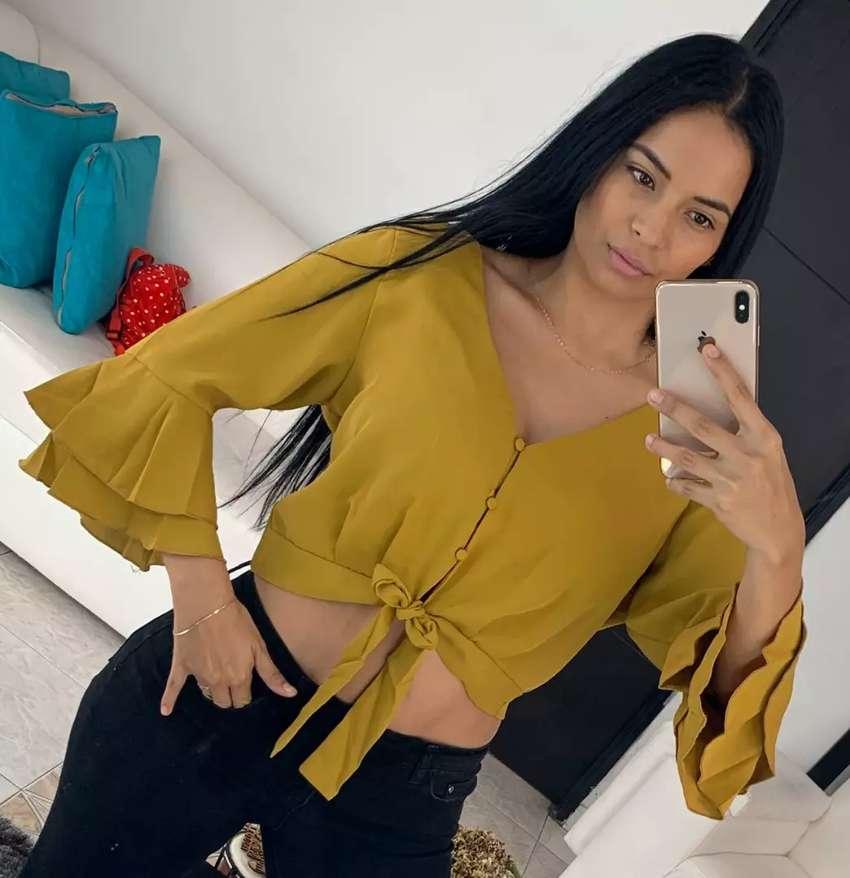 Hermosa Blusa 0