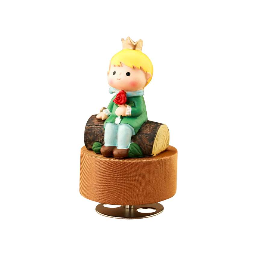Caja Musical El Principito Little Petit Prince Regalo 0