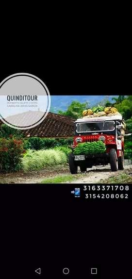Turismo x el eje cafetero