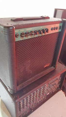 Amplificador Stagg Ga20