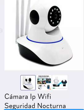 Cámara de videovilancia WI FI seguridad nocturna Intercom 360 pago contraentrega BOGOTÁ y Colombia