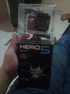 Camara hero 5 black
