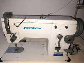 Maquina plana de coser. Plana Y Zigzadora Jontex Jt 20u53