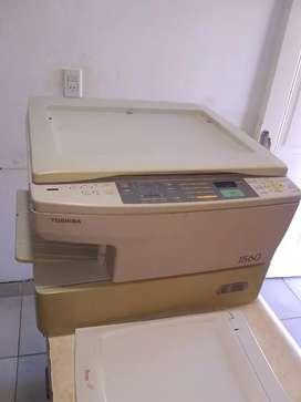 Vendo fotocopiadora grande