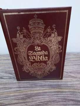 La Sagrada Biblia de Lujo