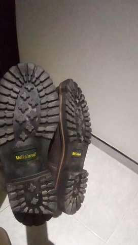 Vendo botas de ceguridad Westland caña alta
