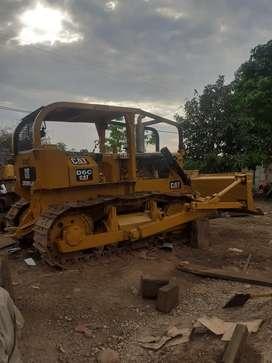 Tractor D6C Santo Domingo