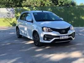 Toyota Etios XLS 0km 2021