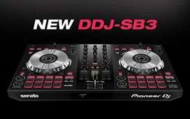 Controlador DDJ SB3 PIONEER