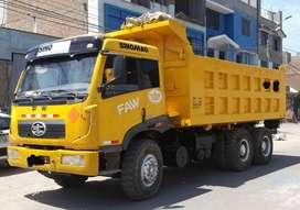 Volquete faw 360 del 2011