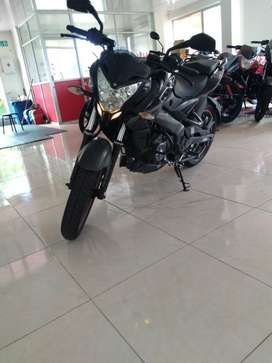 Vendo Pulsar,ns 160 Doble Freno Disco