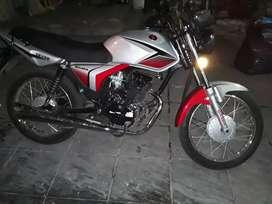Vendo moto Gilera VC 150 cc