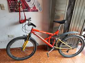 Vendo Bicicleta buen estado funcional