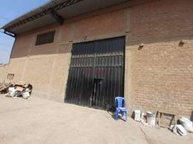 ALQUILO LOCAL INDUSTRIAL 500M2