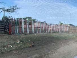 Vendo terreno en Jaramisol a 2 minutos de la playa