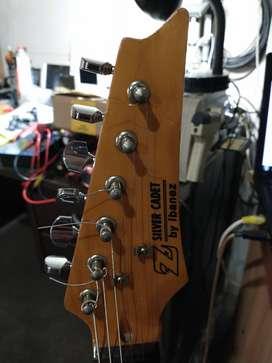 Guitarra Electrica Ibañez Silver Cadet Z (GRX40)