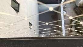 Redes para Balcones, Proteccion con Redes