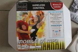 CONTROLADOR INALAMBRICO MUSICA MP3 MOBILE DJ MP3