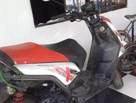 Moto bws 4 tiempo