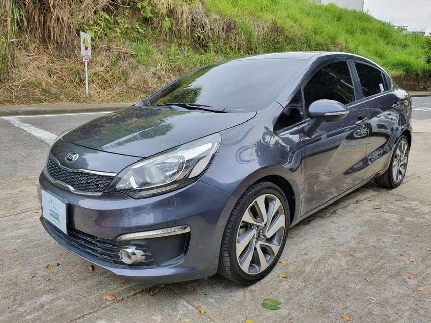 Kia Rio Sedan Mecanica Fwd 2017 1.2 058 0