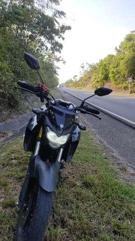 Vendo moto fz250 llantas nuevas soat enero 2022