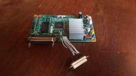 Placa De Control De Impresora Epson