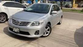 Toyota corolla gli 2013 secuencial